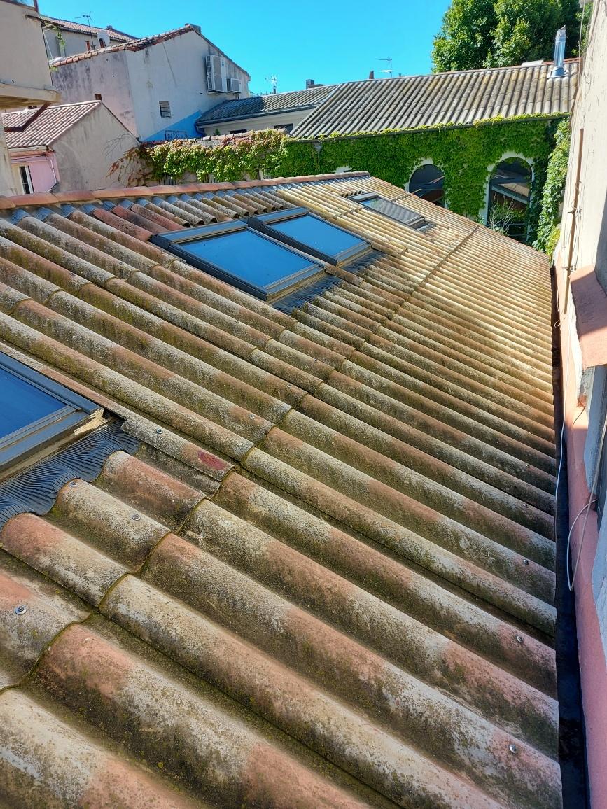 Réparation de toiture cassée Marseille » Vieira Couverture & Charpente Martigues